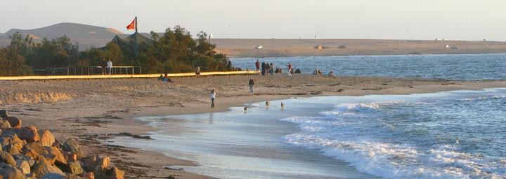 Küste Swakopmunds