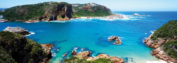 Knysna Featherbed Naturreservat in Südafrika