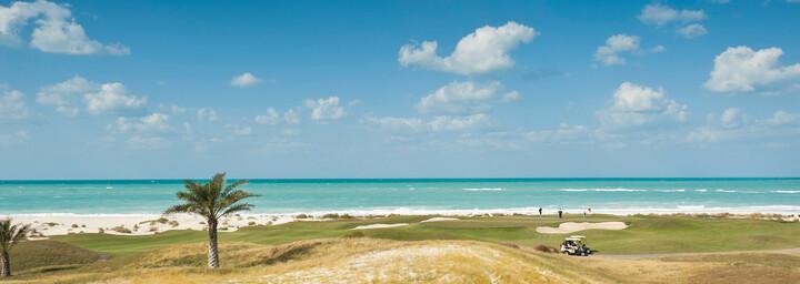 Golfplatz St. Regis Saadiyat Island Resort Abu Dhabi