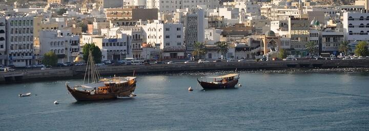 Oman Dhow