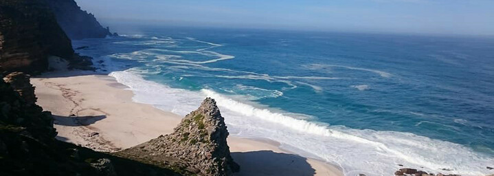 Reisebericht Südafrika: Küste zwischen Cape Point und Cape of Good Hope