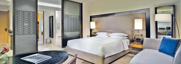 Beispiel für ein Park Zimmer im Park Hyatt Abu Dhabi Hotel & Villas
