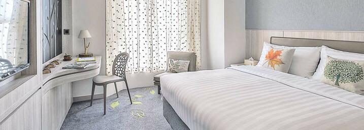 Standard-Zimmer Stanford Hillview Hong Kong