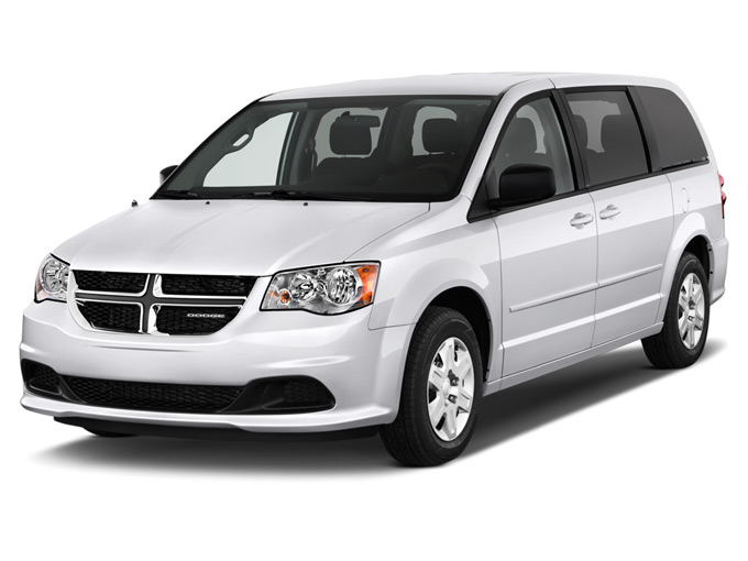 Alamo Luxury Van Dodge Grand Caravan