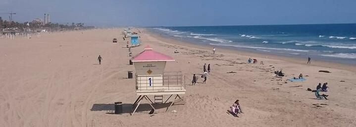 Reisebericht Kalifornien: Huntington Beach