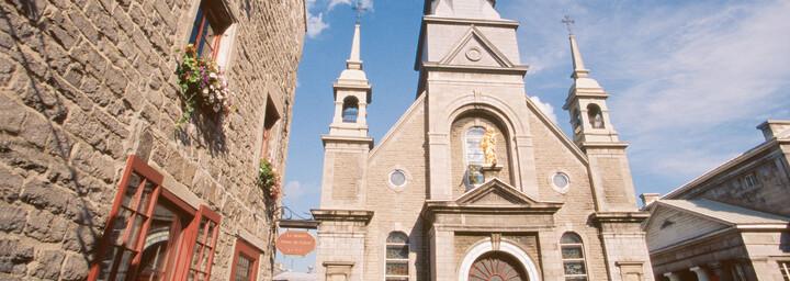 Montréal Altstadt