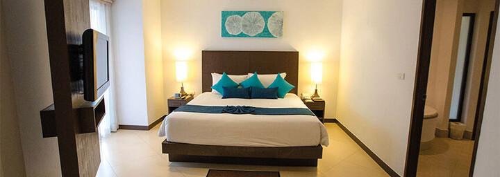 2 Bedroom Suite im DEWA PHUKET