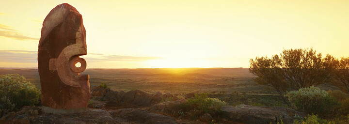 Broken Hill Outback