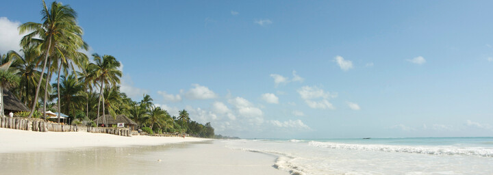 Traumstrand an Sansibars Ostküste - Bluebay Beach Resort & Spa