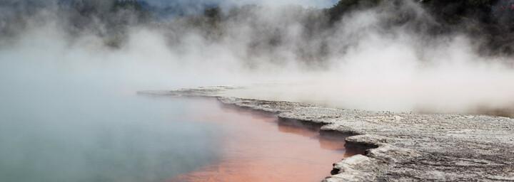Geothermalgebiet Rotorua