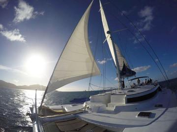 Reisebericht Seychellen - Dream Yacht Charter Katamaran