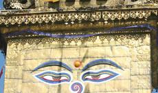 Halbtagestour - Pashupatinath & Boudhanath