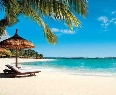 Strand des One & Only Le Saint Géran, Belle Mare Mauritius
