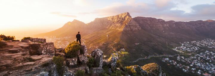 Tafelberg & Lions Head Kapstadt