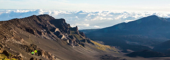 Haleakala Nationalpark Maui