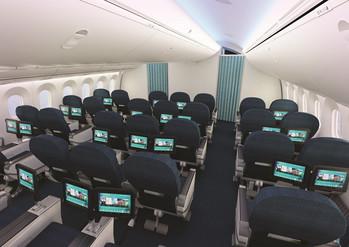 Deluxe Economy Class Vietnam Airlines