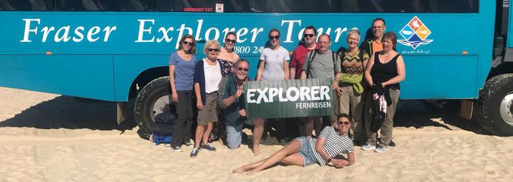 Australien erleben - Reisegruppe 2018