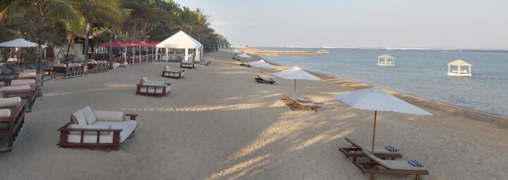 Strand am Puri Santrian