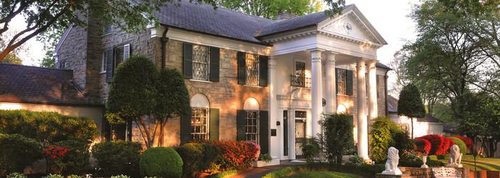 Memphis - Graceland Mansion