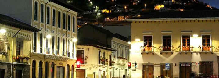 Ecuador und Galápagos Reisebericht - Quito