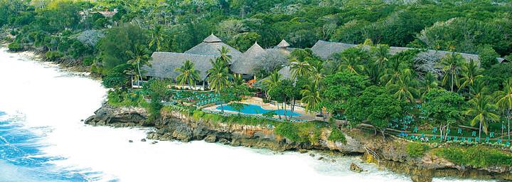 Baobab Beach Resort & Spa von oben