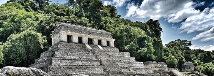 Ehemalige Mayastätte Palenque