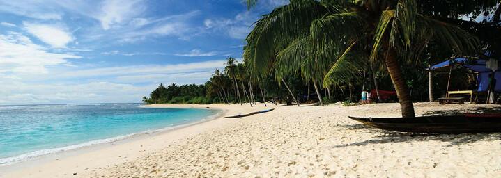 Strand auf den Gili Islands