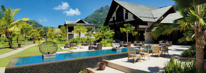 Restaurant - The H Resort Beau Vallon Beach