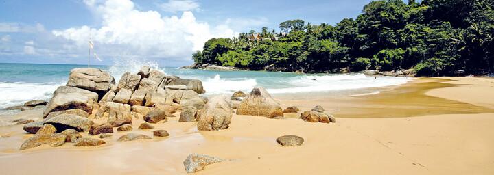 Strand Phuket Thailand