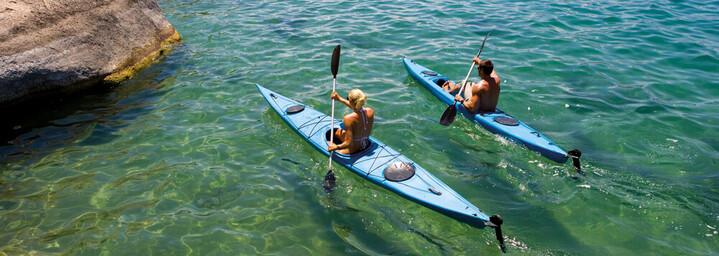 Kajaktour auf dem Lake Malawi