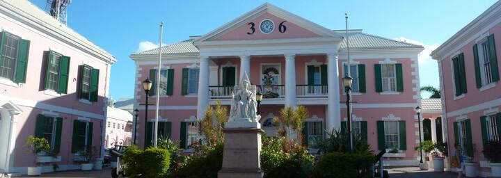 Parlamentsgebäude Nassau