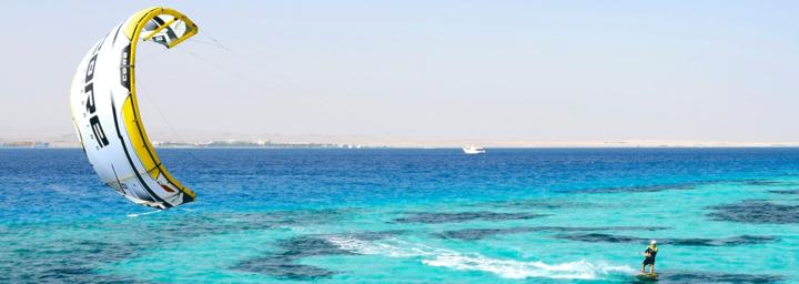 Kitesurfen Soma Bay