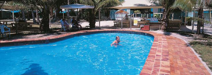 Pool - Lady Elliot Island Eco Resort