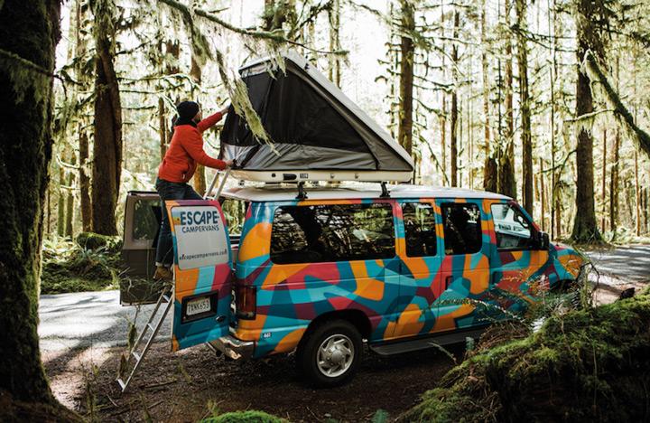 Mavericks - Escape Campervans