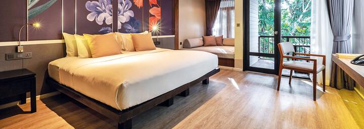 La Flora Resort & Spa Khao Lak - Zimmerbeispiel