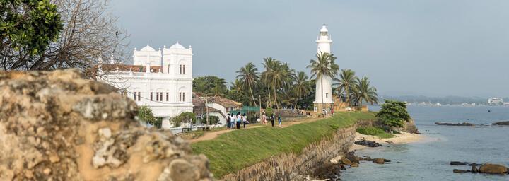Galle Sri Lanka Leuchtturm