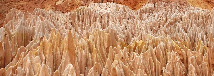Felsen im Ankarana Nationalpark