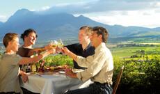 Südafrika für Gourmets inkl. Mietwagen