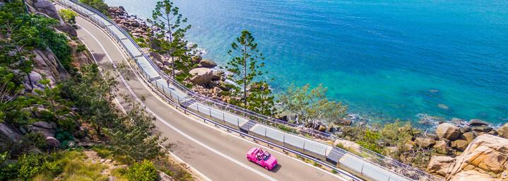 Unterwegs an Queenslands Küste