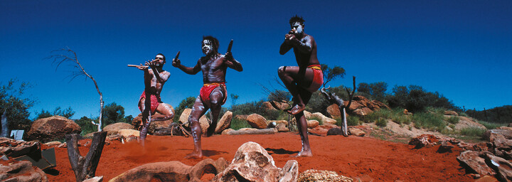 Aboriginal Tanz