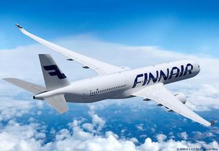 Airbus 350 Finnair
