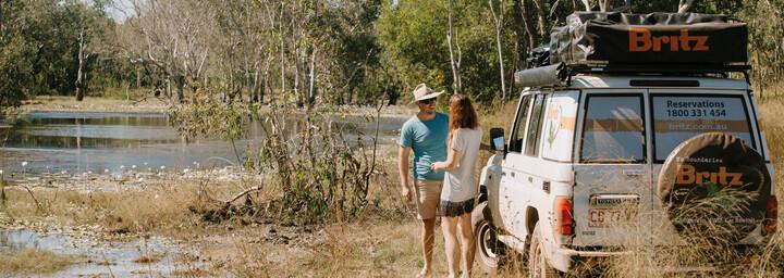 Britz Camper Australien - Safari Landcruiser