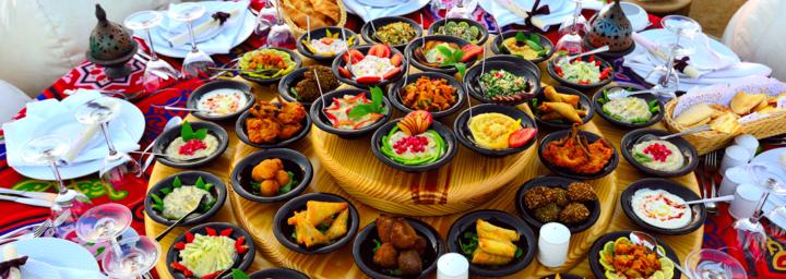 Bedouinen Dinner