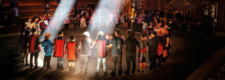 Spirit Bear Lodge Rituale