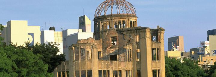 Atombomben-Dom in Hiroshima