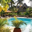 Malerische Nordostküste Sansibars
