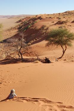 Namibia mit Kindern Reisebericht: Sesriem Canyon / Sossusvlei