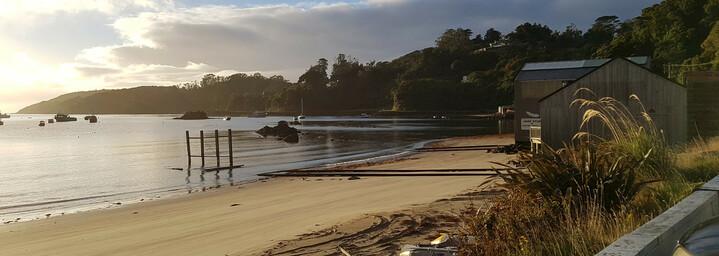 Neuseeland Reisebericht: Kueste auf Stewart Island