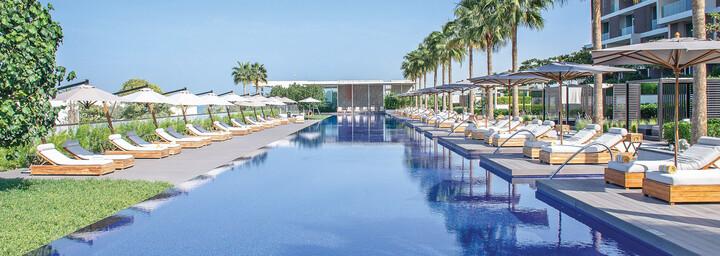 The Oberoi Beach Resort - Pool