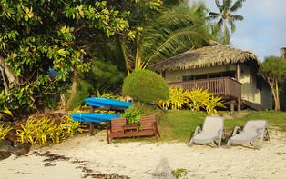Cook Inseln Reisebericht - Muri Shores Villas